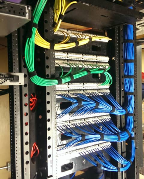 commercial network cables wichita ks